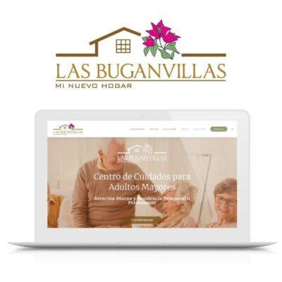 Portafolio de web las Buganvillas