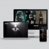 Diseño con tema Avada de Wordpress