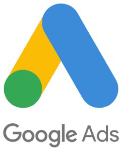 Logotipo de Google Ads
