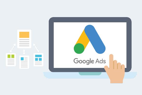 Servicio de gestión de campañas de Google Ads
